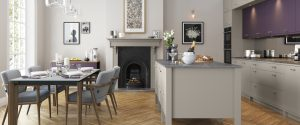 Hampton Farringdon Grey Kitchen