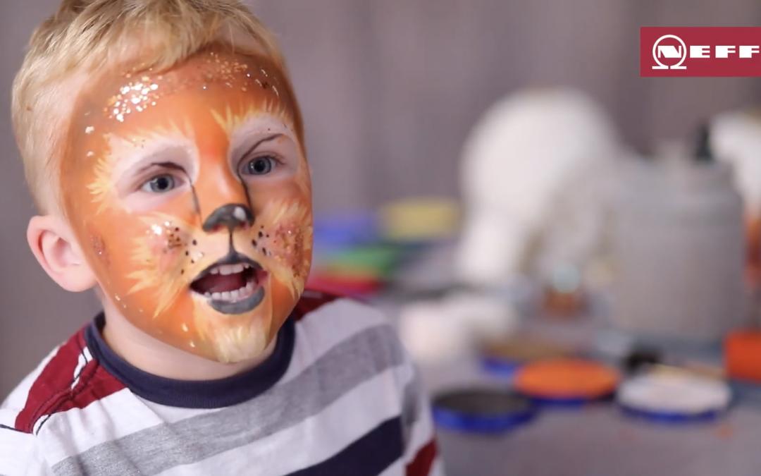 Halloween face painting ideas