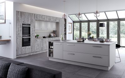 Plan a new kitchen extension