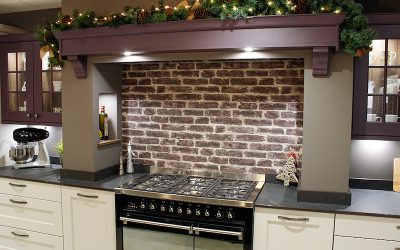 Make your kitchen Christmassy