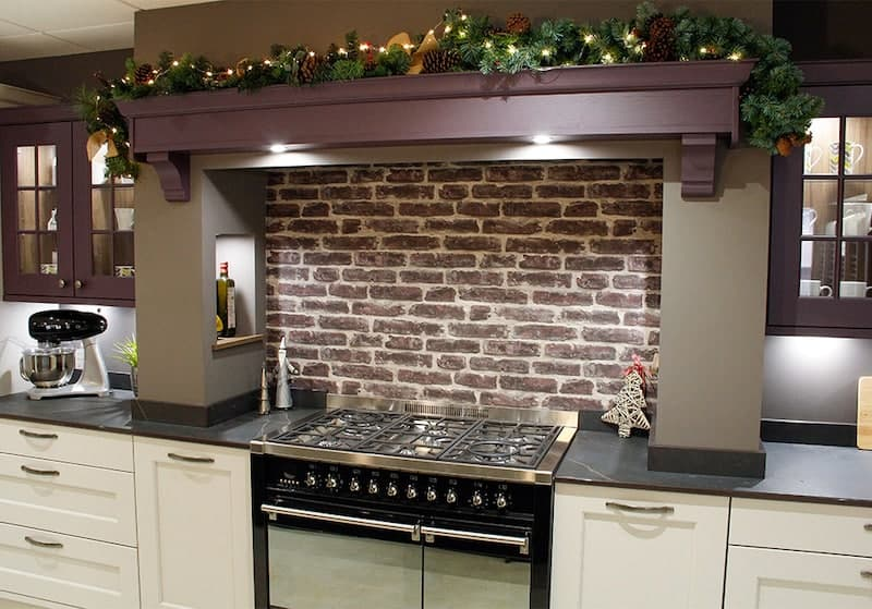 Make your kitchen Christmassy