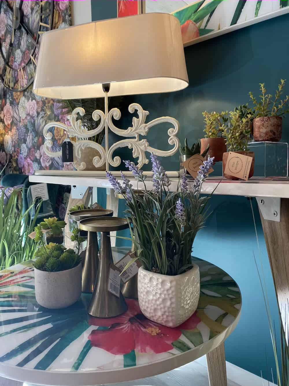 Home Sweet Home Barnstaple Homewares Shop Lamps
